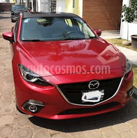 Mazda 3 Hatchback i Grand Touring Aut usado (2016) color Rojo precio $240,000