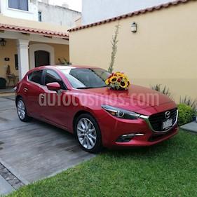 Mazda 3 Hatchback i Grand Touring Aut usado (2017) color Rojo precio $265,000