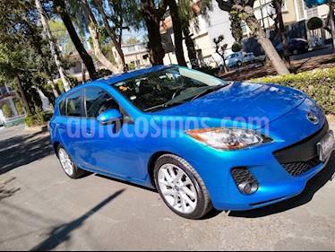 Foto Mazda 3 Hatchback i Sport  Aut usado (2013) color Azul Marino precio $135,000