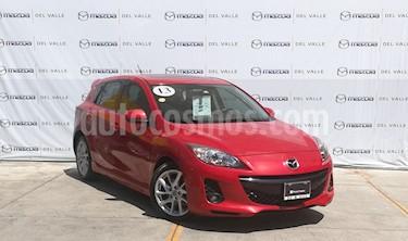 Foto venta Auto usado Mazda 3 Hatchback i Sport (2013) color Rojo precio $164,000