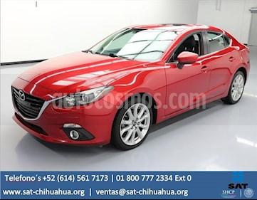 Foto venta Auto Seminuevo Mazda 3 Hatchback i Touring Aut (2016) color Rojo Aden precio $98,000