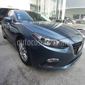 Foto Mazda 3 Hatchback i Touring Aut usado (2016) color Azul precio $214,900