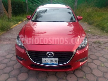 foto Mazda 3 Hatchback i Touring usado (2018) color Rojo precio $267,000