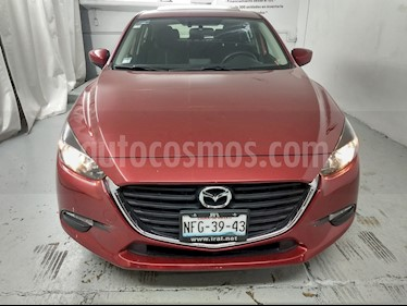 Foto Mazda 3 Hatchback i Touring usado (2018) color Rojo precio $273,000