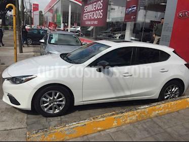 Foto venta Auto usado Mazda 3 Hatchback i Touring (2016) color Blanco precio $215,000