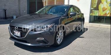 Foto venta Auto usado Mazda 3 Hatchback i Touring (2016) color Gris Meteoro precio $230,000