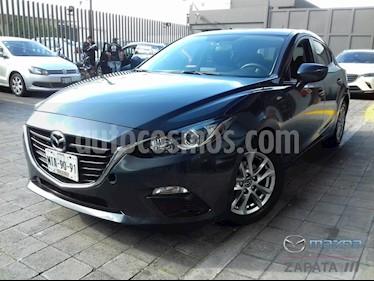 Foto Mazda 3 Hatchback i Touring usado (2015) color Gris Meteoro precio $205,000