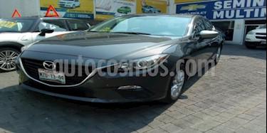 Foto venta Auto usado Mazda 3 Hatchback i Touring (2016) color Gris precio $229,000