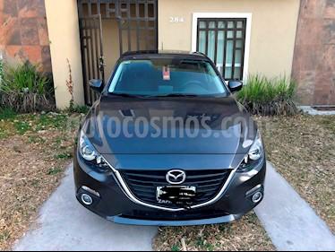 Foto venta Auto usado Mazda 3 Hatchback i Touring (2016) color Gris Meteoro precio $210,000