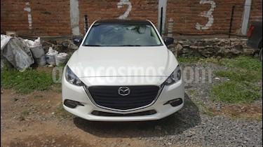Foto venta Auto usado Mazda 3 Hatchback i Touring (2017) color Blanco Perla precio $249,000