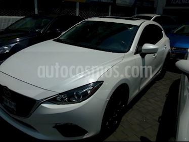 Foto venta Auto usado Mazda 3 Hatchback i Touring (2016) color Blanco precio $238,901