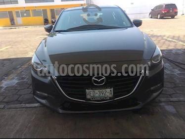 Foto venta Auto usado Mazda 3 Hatchback i Touring (2017) color Gris Titanio precio $260,000