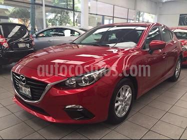 Foto venta Auto usado Mazda 3 Hatchback i Touring (2016) color Rojo precio $234,000