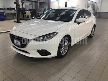 Mazda 3 Hatchback i Touring usado (2016) color Blanco precio $235,000