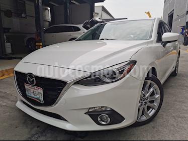 Mazda 3 Hatchback s Grand Touring Aut usado (2016) color Blanco Perla precio $230,000