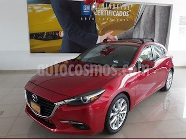 Mazda 3 Hatchback s Grand Touring Aut usado (2017) color Rojo precio $318,900