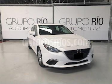 Mazda 3 Hatchback i Touring Aut usado (2016) color Blanco precio $219,000