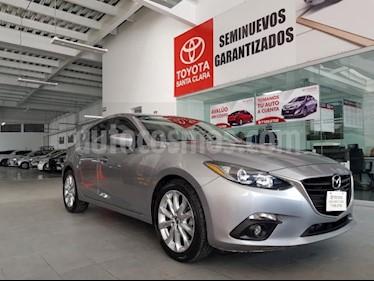 foto Mazda 3 Hatchback s Sport usado (2016) color Gris precio $213,000