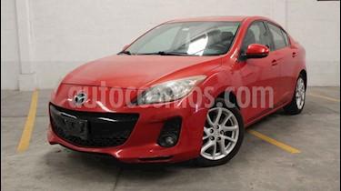 Mazda 3 Hatchback s Aut usado (2012) color Rojo precio $145,000