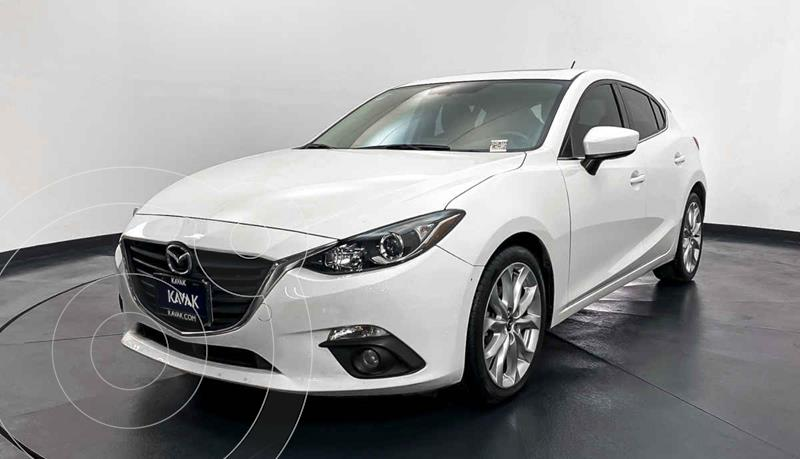 Mazda 3 Hatchback i Grand Touring Aut usado (2015) color Blanco precio $239,999