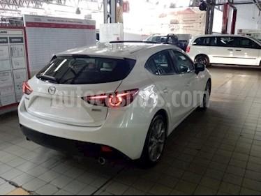Mazda 3 Hatchback 5P HB S GRAND TOURING 2.5L TA PIEL QC BI-XENON RA usado (2016) color Blanco precio $250,000