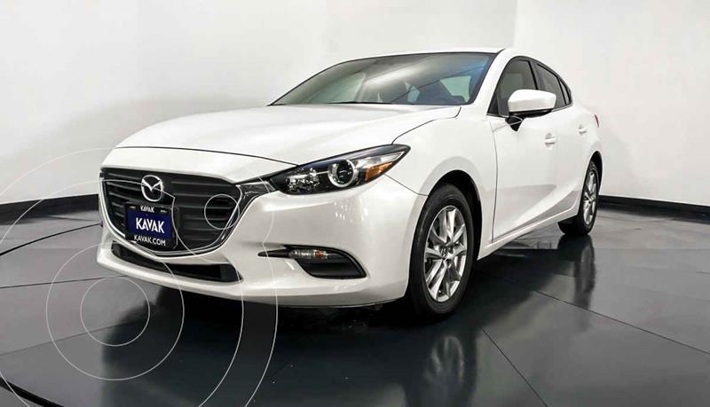 Mazda 3 Hatchback i Touring usado (2017) color Blanco precio $247,999