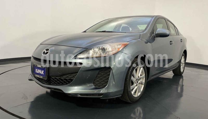 Mazda 3 Hatchback i Touring Aut usado (2012) color Azul precio $142,999