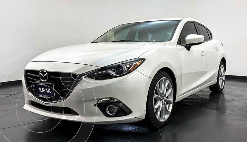 Mazda 3 Hatchback i Grand Touring Aut usado (2015) color Blanco precio $229,999