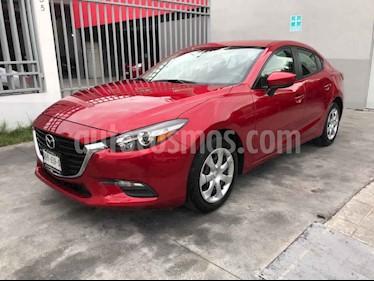 Mazda 3 Hatchback i usado (2018) color Rojo precio $219,000
