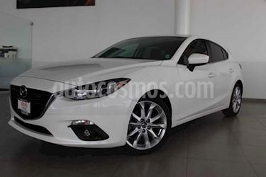 Mazda 3 Hatchback s usado (2015) color Blanco precio $205,000