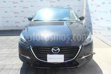Mazda 3 Hatchback i Grand Touring Aut usado (2017) color Negro precio $260,000