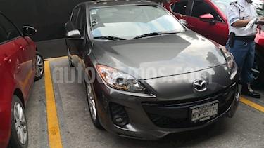 Mazda 3 Hatchback s  usado (2013) color Gris precio $142,000