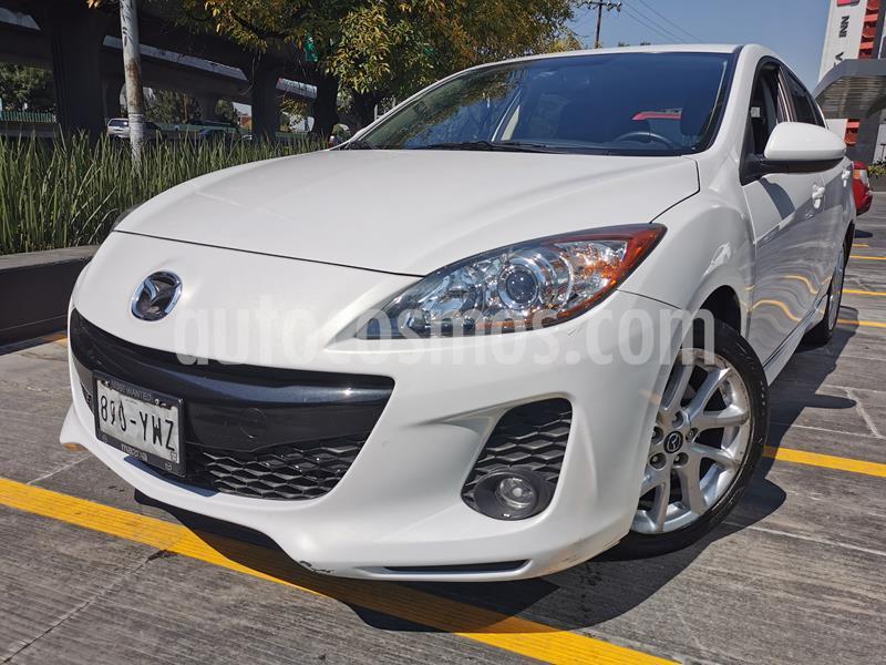 Foto Mazda 3 Hatchback i Sport  Aut usado (2013) color Blanco Perla precio $150,000