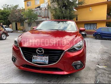 Mazda 3 Hatchback i Grand Touring Aut usado (2016) color Rojo precio $204,000