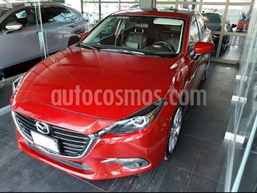 Mazda 3 Hatchback s Grand Touring Aut usado (2017) color Rojo precio $257,000