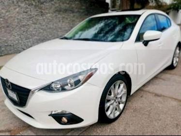 Mazda 3 Hatchback 4P I GRAND TOURING 2.5L TM6 QC GPS F. LED RA-18 usado (2019) color Blanco precio $349,900