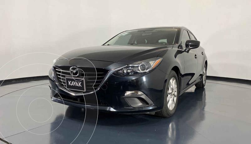 Foto Mazda 3 Hatchback s  usado (2015) color Negro precio $216,999