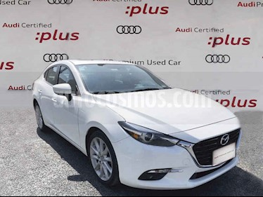 Mazda 3 Hatchback s Grand Touring Aut usado (2017) color Blanco precio $275,000