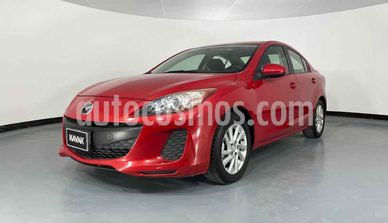 Mazda 3 Hatchback i Touring Aut usado (2012) color Rojo precio $142,999