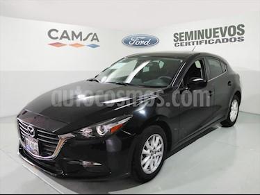 Mazda 3 Hatchback i Touring Aut usado (2017) color Negro precio $239,900