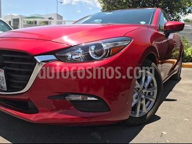 Mazda 3 Hatchback i Touring usado (2018) color Rojo precio $270,000