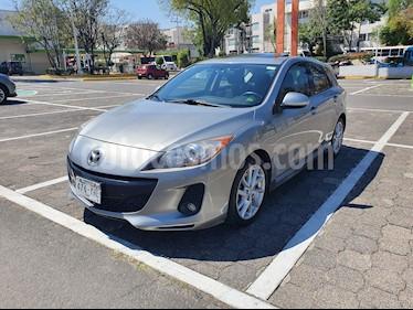 Mazda 3 Hatchback i Grand Touring Aut usado (2012) color Plata Sonic precio $128,000