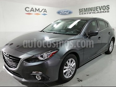 Mazda 3 Hatchback s Grand Touring Aut usado (2016) color Gris precio $240,900