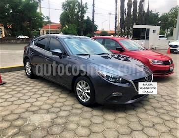 Mazda 3 Hatchback i Touring usado (2016) color Gris Meteoro precio $190,000