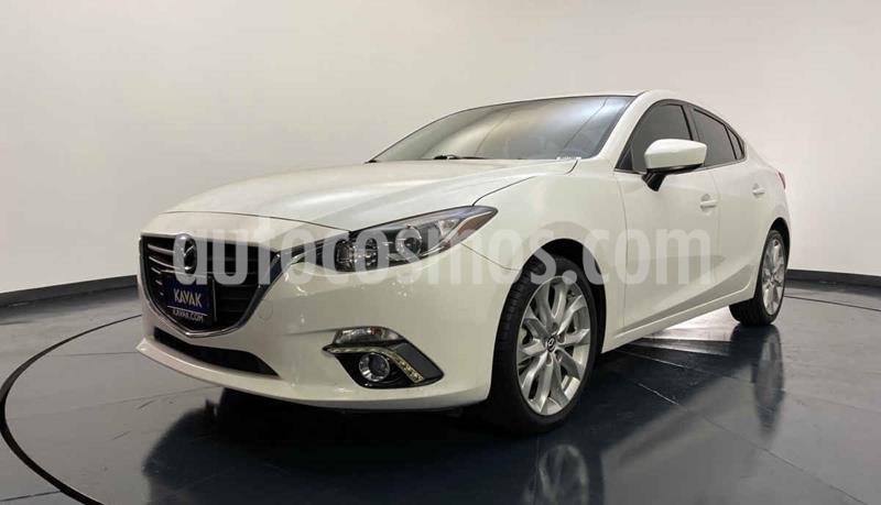 Mazda 3 Hatchback s usado (2016) color Blanco precio $229,999