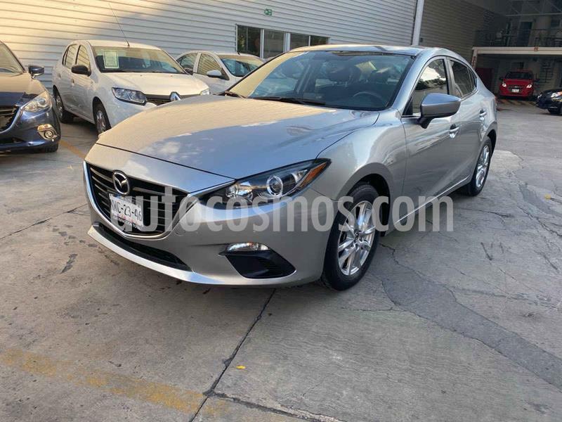 Mazda 3 Hatchback i Touring Aut usado (2015) color Plata precio $185,000