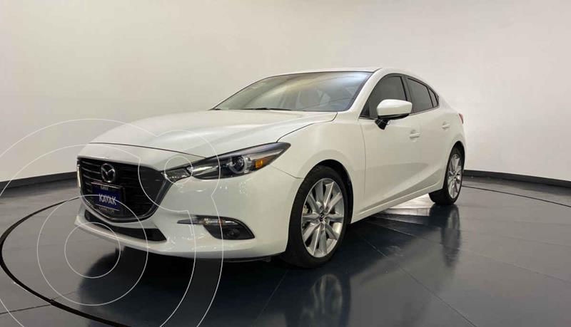 Mazda 3 Hatchback s Grand Touring Aut usado (2017) color Blanco precio $267,999