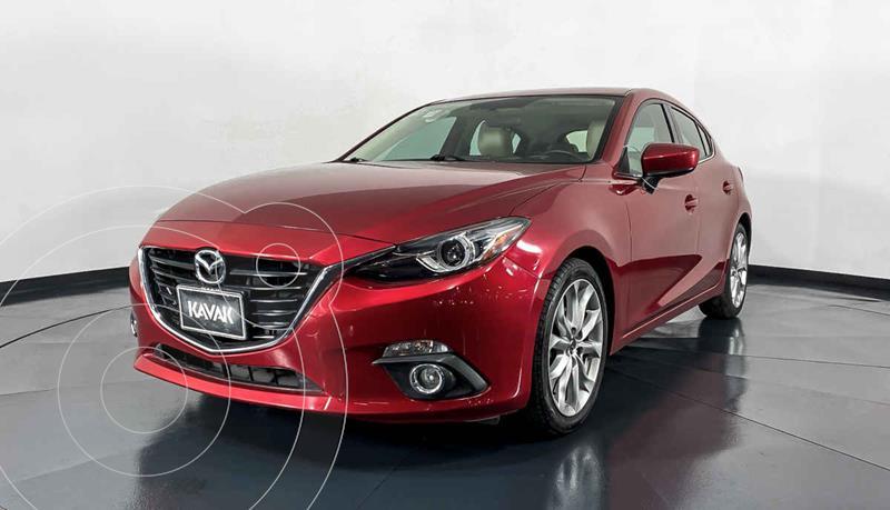 Foto Mazda 3 Hatchback s  usado (2015) color Rojo precio $237,999