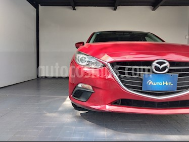 Mazda 3 Hatchback i Touring usado (2016) color Rojo precio $219,000
