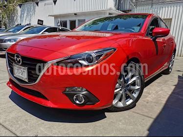 Mazda 3 Hatchback s Grand Touring Aut usado (2016) color Rojo precio $230,000
